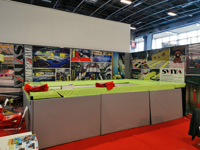 SVIYA finished the 2019 EAS show in France