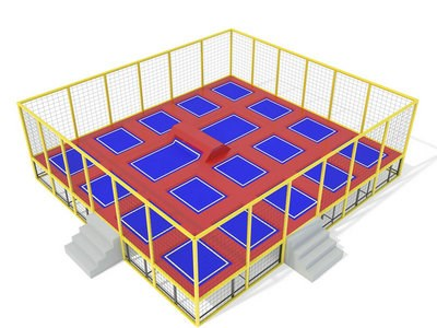 China Indoor Trampoline Park Manufacturer