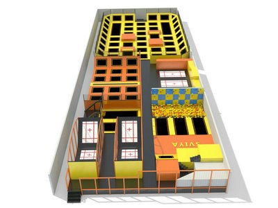 Top Jump Trampoline Park Supplier